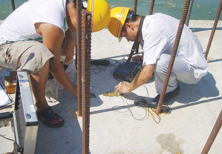 砼裂缝检测 | 混凝土结构检测 | 文章中心 | 厦门捷航